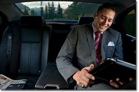 Executive Transportation - Call Today!